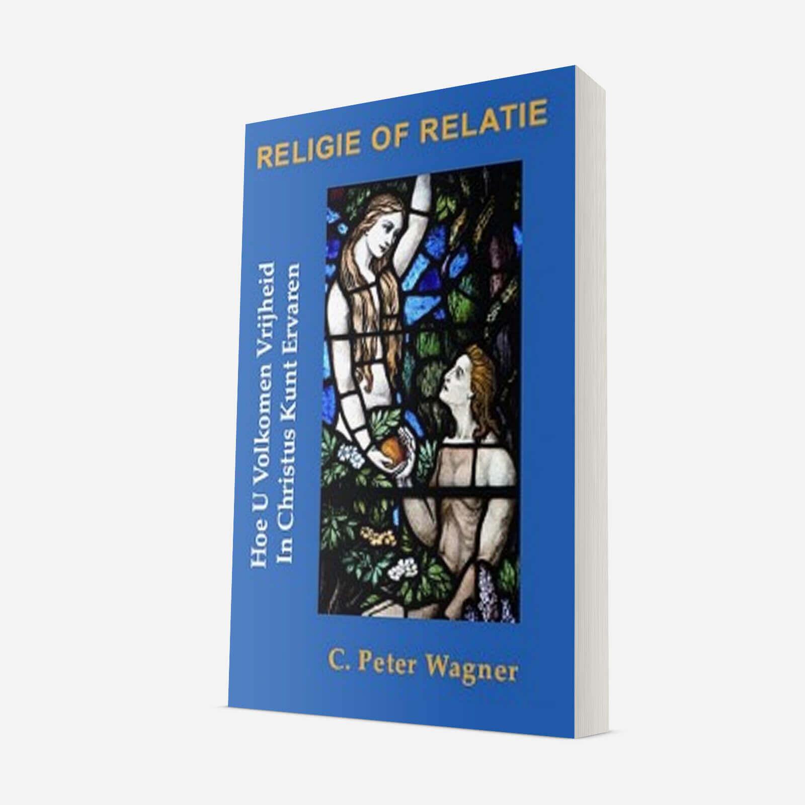 Boek: Religie of relatie
