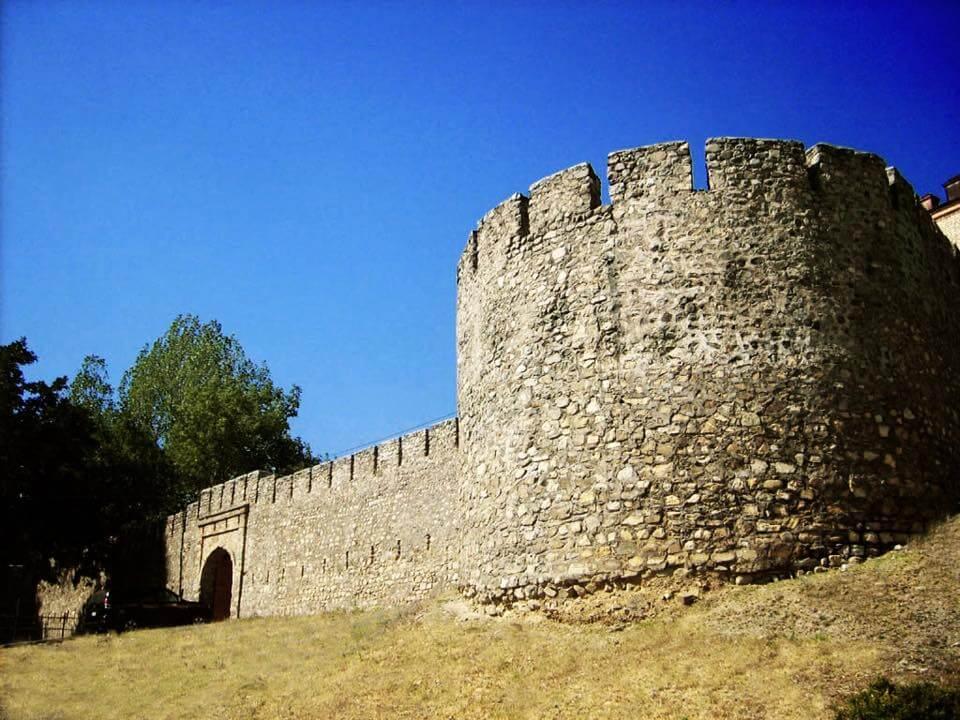 Muren om de stad