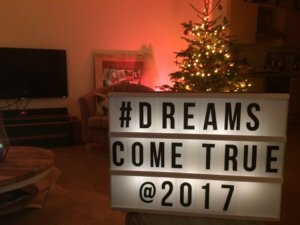 Dreams come true 2017