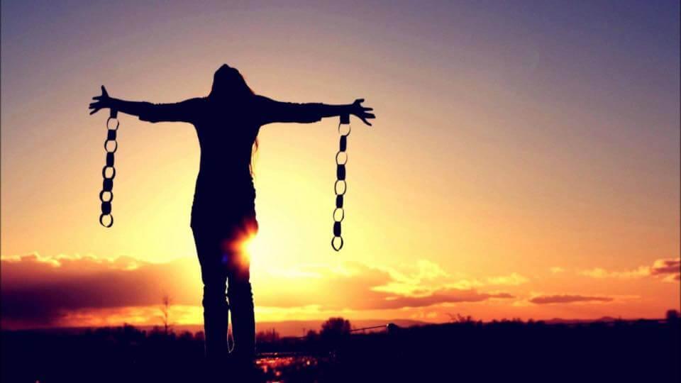 Bevrijd van slavendienst