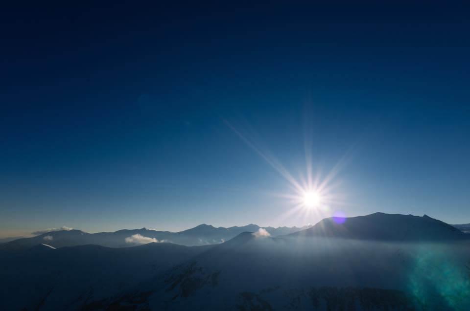 De Boodschap vanaf de berg