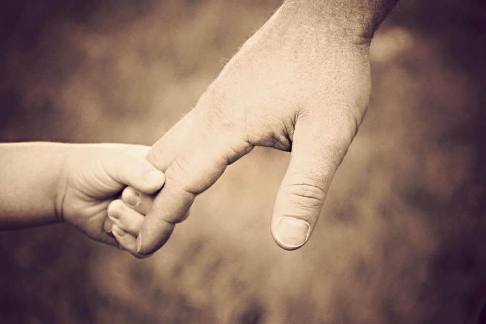 Gods grote handen