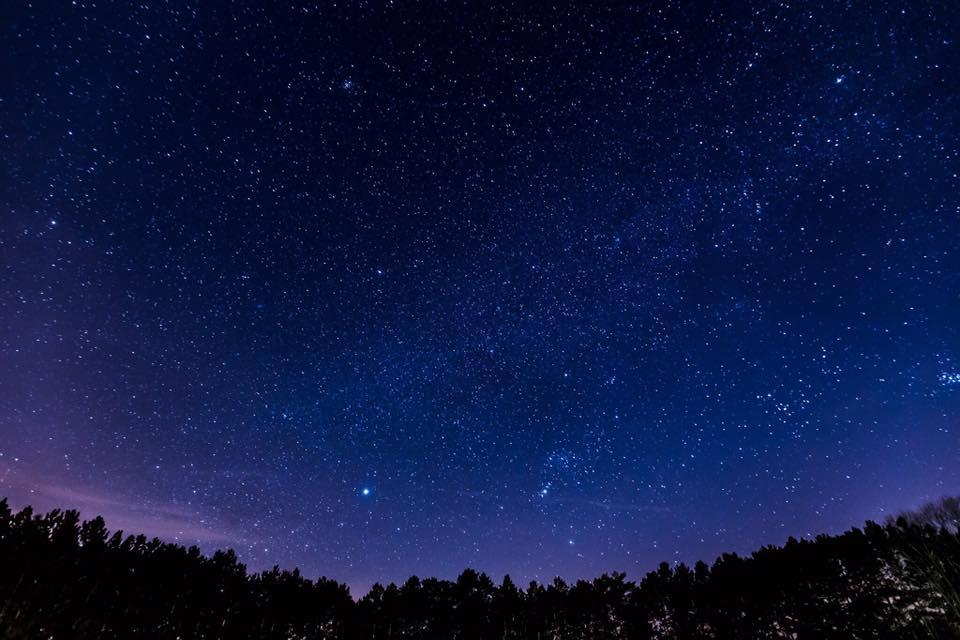 Boven de sterren