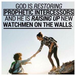 voorbede seminar wachters