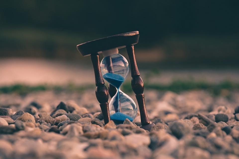 De juiste tijd