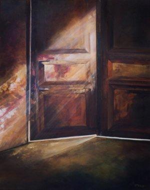 De deur naar vrijheid