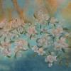 Schilderij 'Levenskracht' door Ida Klepper