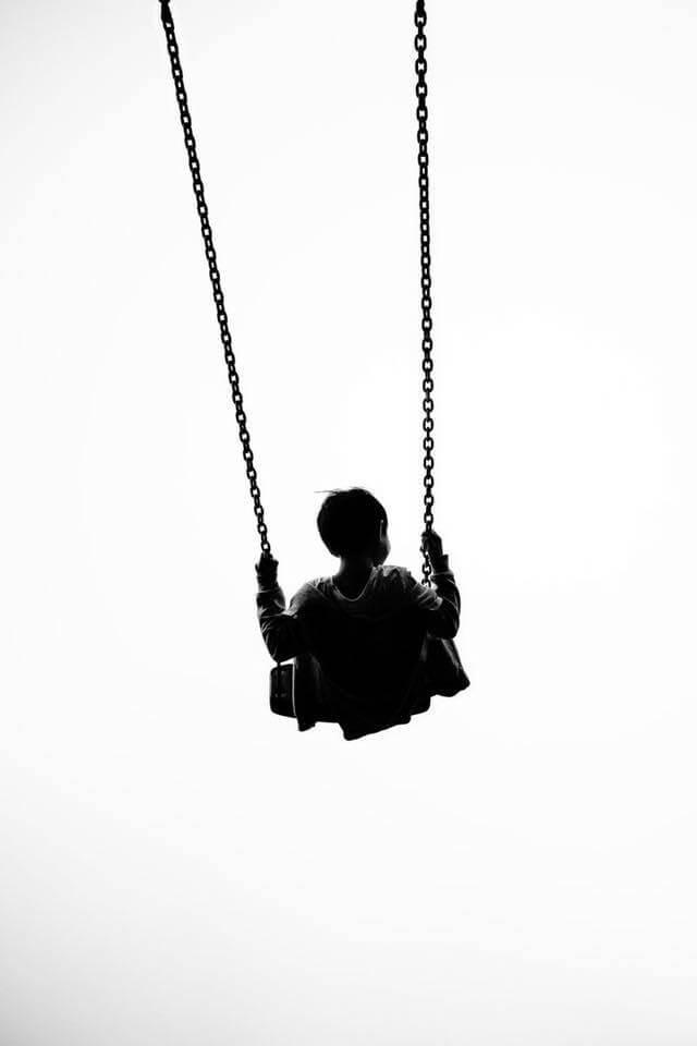 Onbevangen als een kind