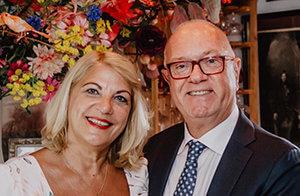 Martin en Annemarie Kollaard