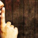 De wijsheid van zwijgen