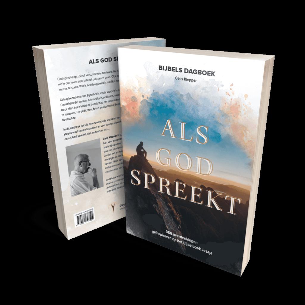 Boek 'Als God Spreekt'